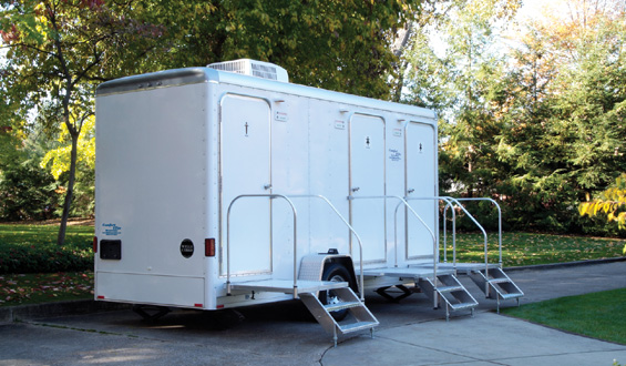 If Your Guest List Includes Children Or People With Disabilities, You Want  To Make Sure That The Portable Toilets You Rent Can Accommodate Those Needs.